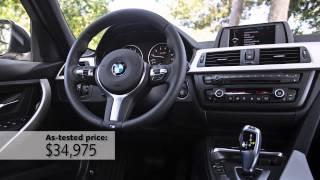 BMW 320i review