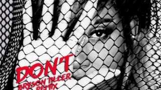 getlinkyoutube.com-Sevyn Streeter - Don't (Bryson Tiller Remix)