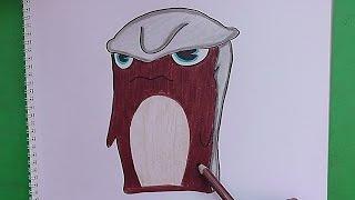 getlinkyoutube.com-Dibujando y pintando Punzante (Bajoterra) - Drawing and painting Stabbing