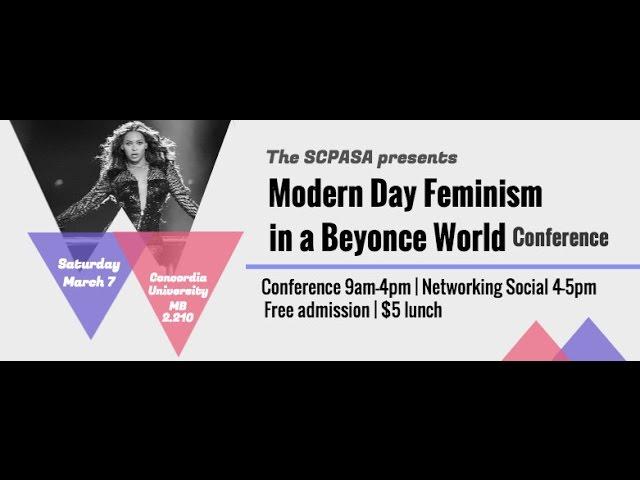 Modern Day Feminism in a Beyonc World