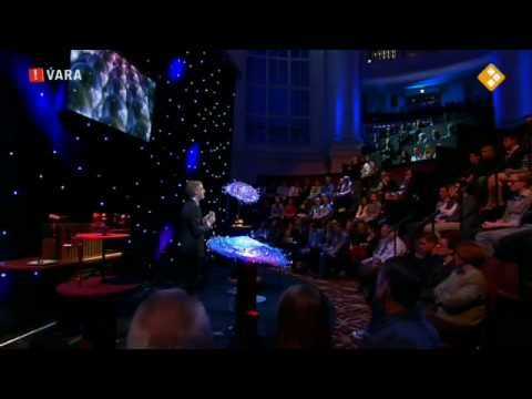 DWDD - De oerknal door Robbert Dijkgraaf
