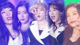 레드벨벳, 지루해질 틈 없는 몽환적 무대 '피카부' @2017 SBS 가요대전 2부 20171225