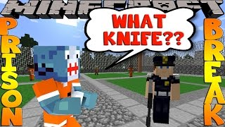getlinkyoutube.com-Minecraft PRISON BREAK - CATCHING THE SNITCH!!!