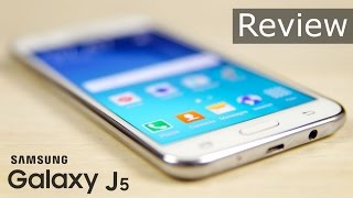 Galaxy J5 Review - Samsung on a Budget?