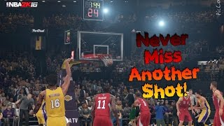 getlinkyoutube.com-NBA 2K16 TOP 5 JUMP SHOTS || Never Miss Another Shot!