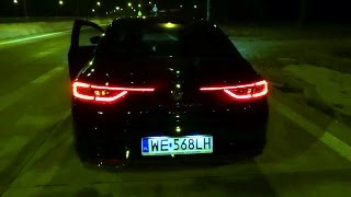 getlinkyoutube.com-2016 Renault Talisman Test Drive Night Driving Jazda Próbna Testowa PL part 3