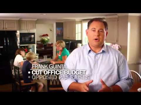 Team Guinta's First Ad: