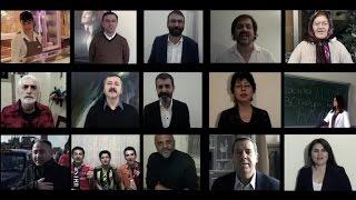 Sanatçılar'dan 'Hayır' Türküsü (Video)