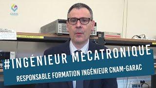 Christian PAUTOT Responsable de la Formation Ingénieur CNAM-GARAC