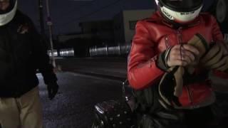 getlinkyoutube.com-素敵な女性ライダー HONDA Shadow400 ホンダ・シャドウ400 1993 ホンダ・CB1000スーパーフォア 1975 ホンダ・ドリームCB400FOUR