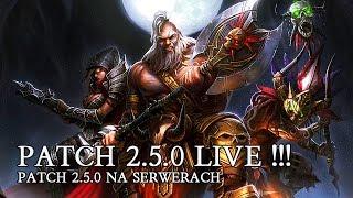 DIABLO 3 PL - PATCH 2.5.0 NA SERWERACH ( PATCH 2.5.0 LIVE !!! )