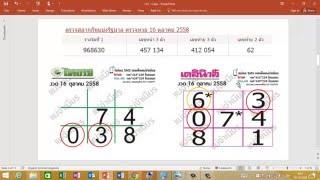 getlinkyoutube.com-แนวทาง หวยไทยรัฐ17/12/58 หวยเดลินิวส์17/12/58 ตัวไหนน่าติดตาม ดูกันเลย ให้เร็ว