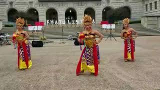 Sanggar tari Citra Indonesia KJRI Houston