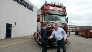 getlinkyoutube.com-Levering af Scania R 730 til Tomo Transport