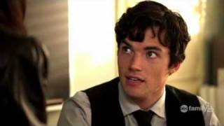 "Pretty Little Liars ""Pilot"" Ezra and Aria Scenes"