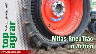 getlinkyoutube.com-Mitas PneuTrac in der Praxis: Standardreifen vs. Prototyp