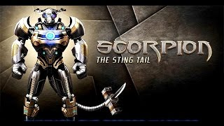 getlinkyoutube.com-Real Steel WRB FINAL SCORPION Series of fights CHRISTMAS UPDATE NEW ROBOT (Живая Сталь)