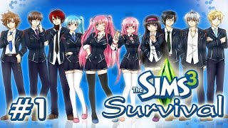 getlinkyoutube.com-[ The Sims3 AjaA Survivor ] #1 : ใครจะอยู่รอดเป็นคนสุดท้าย!!