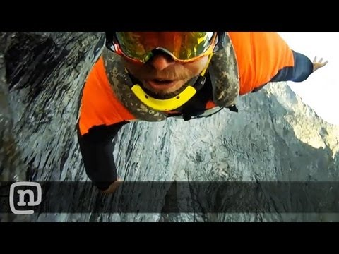 Amazing People Tracksuit, Wingsuit Flying: Reality Of Human Flight