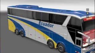 getlinkyoutube.com-Mod bus ecuador comil campion ETS2