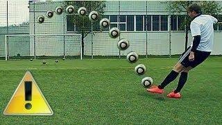 getlinkyoutube.com-درس 42 - تعلم كيف تسدد الكرة بقوة على طريقة كريستيانو رونالدو