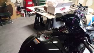 getlinkyoutube.com-2015 Yamaha R1 M4 GP2 Exhaust Sound With Insert
