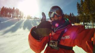 GoPro HD HERO camera: The Snowboard Movie