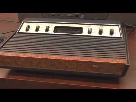 Classic Game Room - SEARS TELE-GAMES VIDEO ARCADE console review