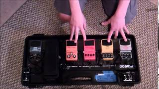getlinkyoutube.com-Behringer PB600 pedal board review + shout out to Behringer products