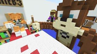 getlinkyoutube.com-Minecraft Xbox - Stampy's Bedroom - Hunger Games