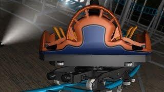 getlinkyoutube.com-No Limits 2 [Spinning Coaster] - Ruckus