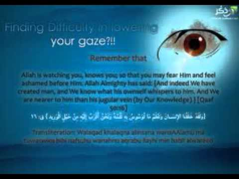Lowering Your Gaze (Surat An-Nur) by Imam Karim AbuZaid