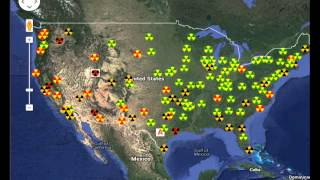 getlinkyoutube.com-Radiation Alert for West Coast US & Canada Residents
