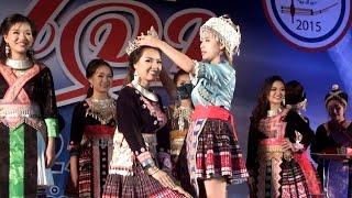"getlinkyoutube.com-The Contest-2 New Year Hmong Chiang Mai ""Noj Peg Chaug 2015 Hmong Chiang Mai at Mae Rim-4"