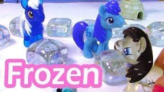 getlinkyoutube.com-The Frozen Heart Parody (Ice Worker's Song) Parody My Little Pony MLP
