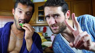 getlinkyoutube.com-AWESOME BREAKFAST IDEA | Lorenzo and Pedro