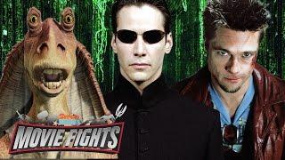getlinkyoutube.com-Pitch the Matrix Sequel - New Year's Eve 1999!! - MOVIE FIGHTS!
