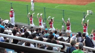 getlinkyoutube.com-台湾プロ野球の応援風景 Lamigoモンキーズ 2 2013.6.15