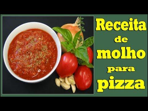 Molho para pizza