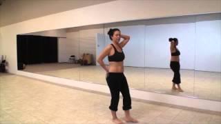 getlinkyoutube.com-Burlesque for Beginners Full Class: Broadway Walk - Femonlinedance.com