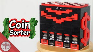 getlinkyoutube.com-Ultimate LEGO Coin Sorter