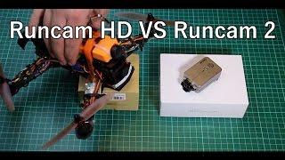 getlinkyoutube.com-Runcam HD vs Runcam 2 - Unboxing and first test