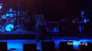 Tricky & Noize MC - live Moscow, Yotaspace 30.03.2016