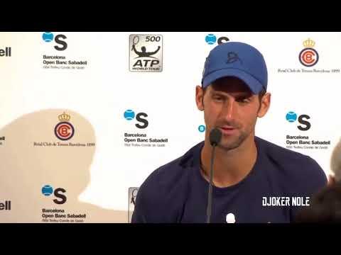 Novak Djokovic - I will keep on trying