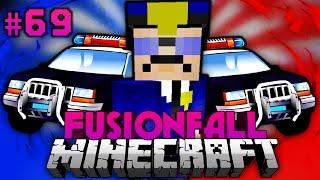 getlinkyoutube.com-POLIZEI PROBLEME?! - Minecraft Fusionfall #069 [Deutsch/HD]