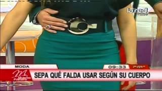 getlinkyoutube.com-Aprenda qué falda usar según su tipo de cuerpo