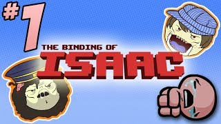 getlinkyoutube.com-The Binding of Isaac: The Basement - PART 1 - Steam Train