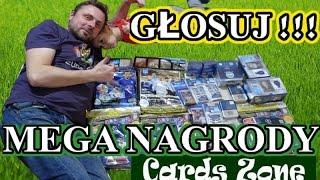SZELEŃSTWO - MEGA NAGRODY OD SKLEPU CARDS ZONE - GALA KARTOŚWIRY 2015