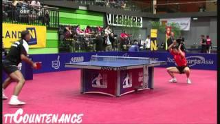 getlinkyoutube.com-Austrian Open: Ma Long-Petr Korbel