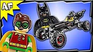 getlinkyoutube.com-Lego Batman Movie BATMOBILE 70905 Stop Motion Build Review